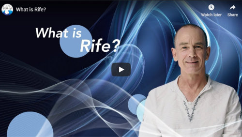What is a Rife Machine?